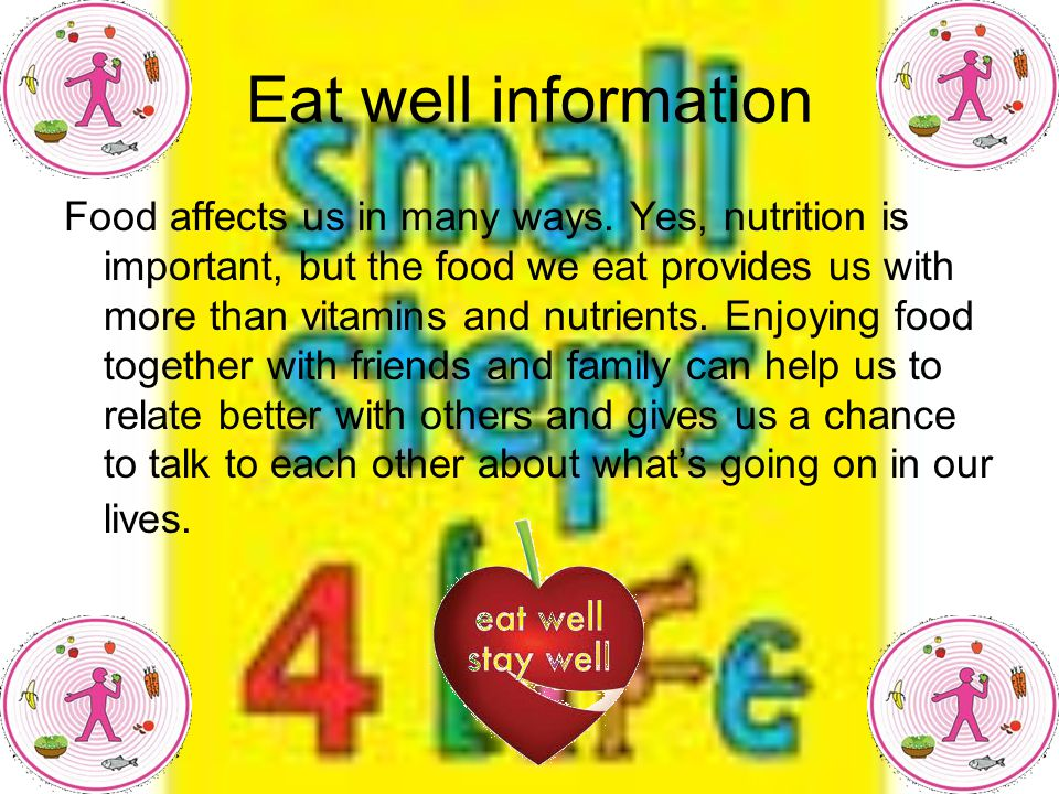 Get active information Do something you enjoy and soon you'll begin to see the benefits.
