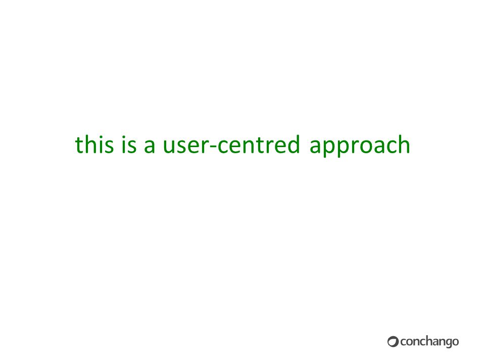 67 this is a user-centred approach