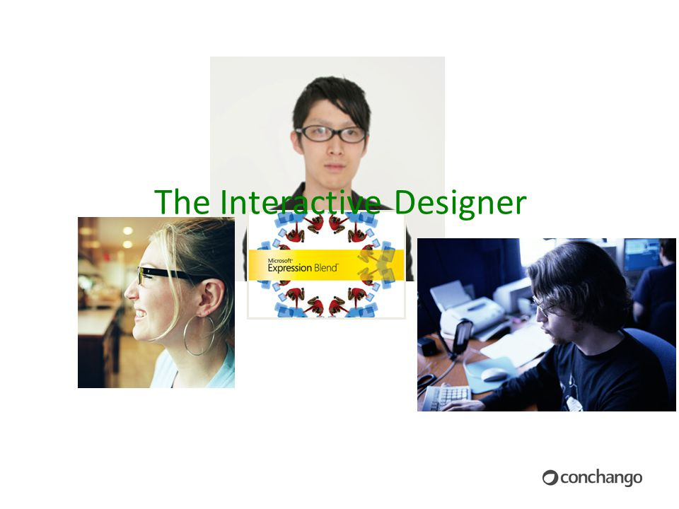 The Interactive Designer
