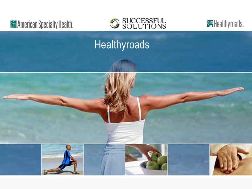 Healthyroads