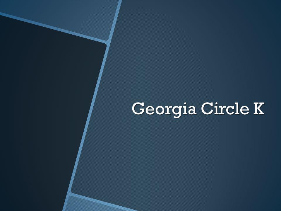 Georgia Circle K