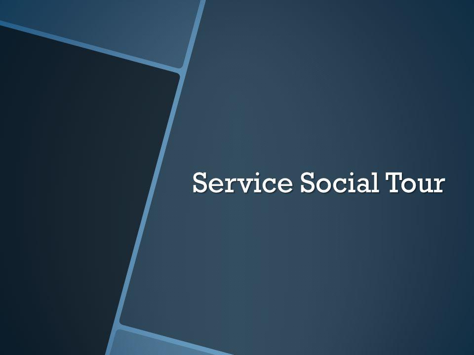 Service Social Tour
