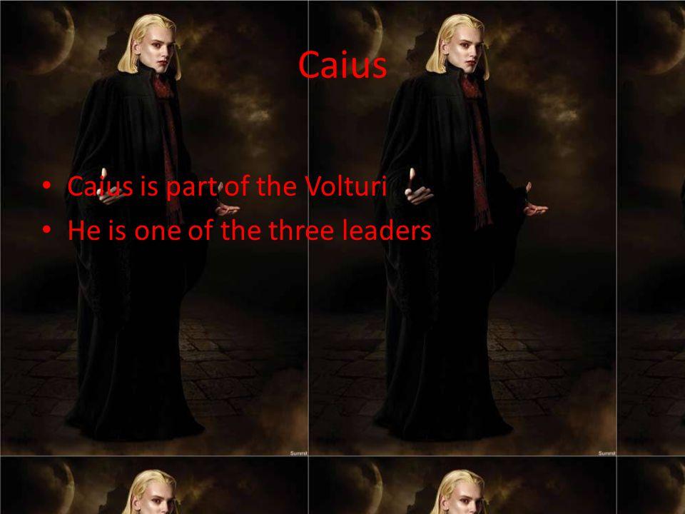 Felix Felix is part of the Volturi His is also a guard