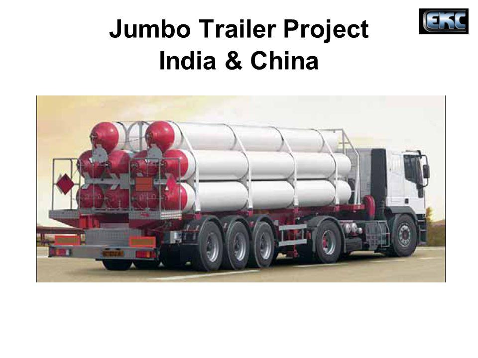 Jumbo Trailer Project India & China