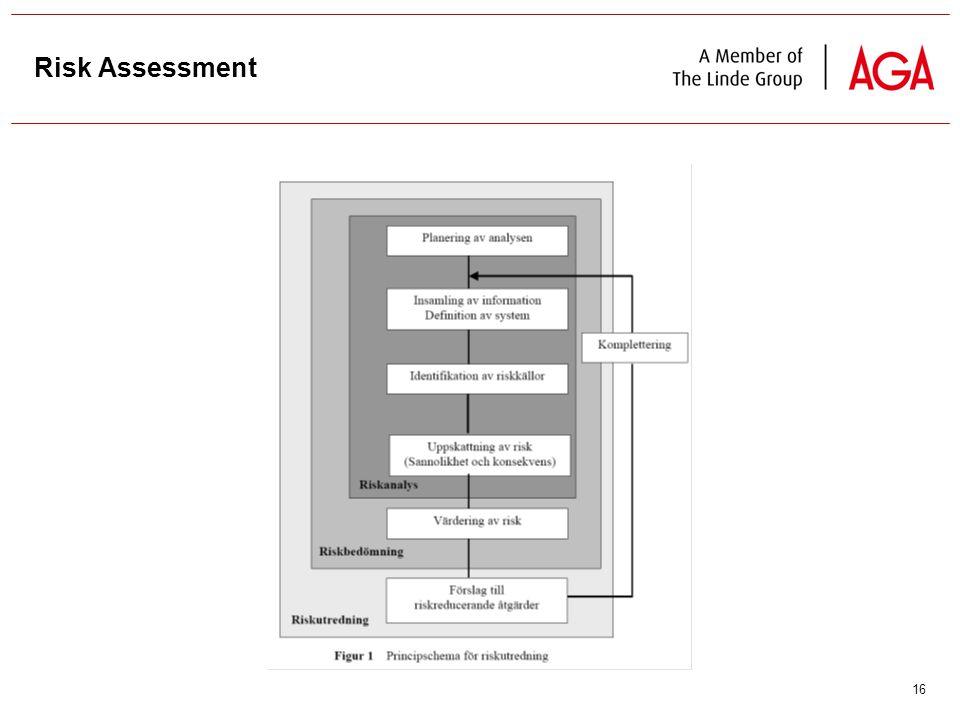 16 Risk Assessment