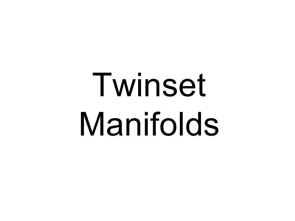 Twinset Manifolds