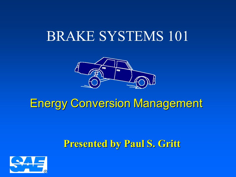 BRAKE SYSTEMS 101 12 Diagonal Split System In a diagonal split system, one brake line is run to each rear brake and one to each front brake.