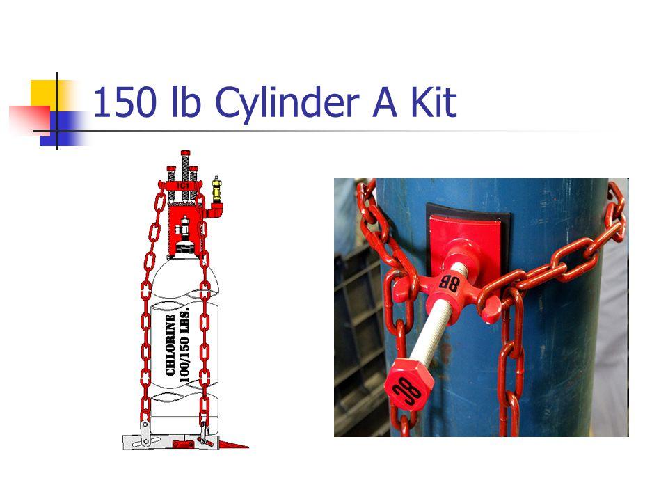 150 lb Cylinder A Kit