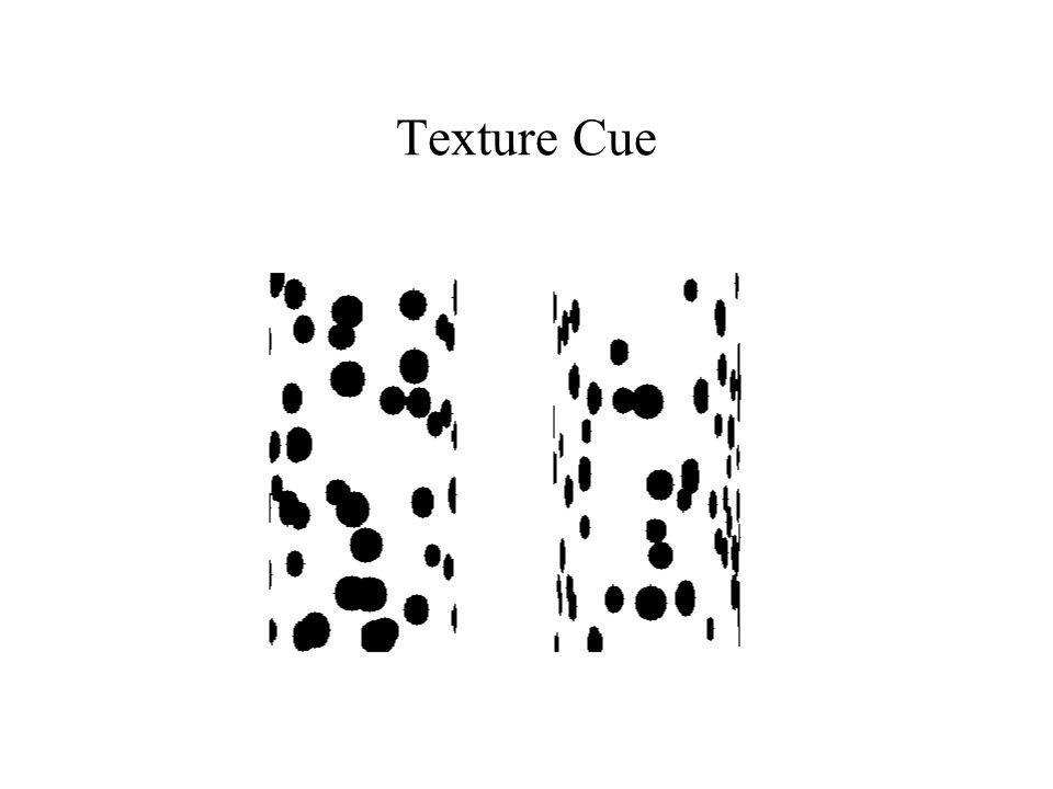 Texture Cue
