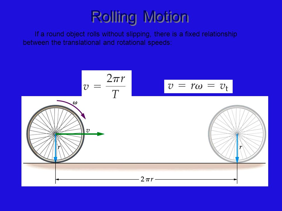 A Bowling Ball A bowling ball that has an 11 cm radius and a 7.2 kg mass is rolling without slipping at 2.0 m/s on a horizontal ball return.