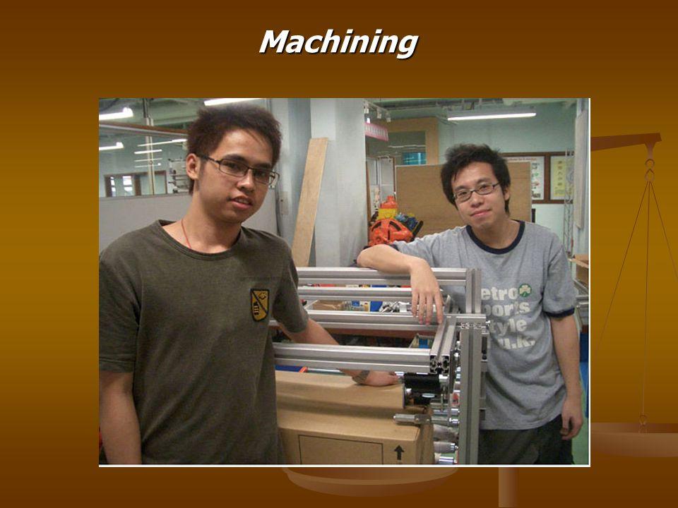 Machining Machining