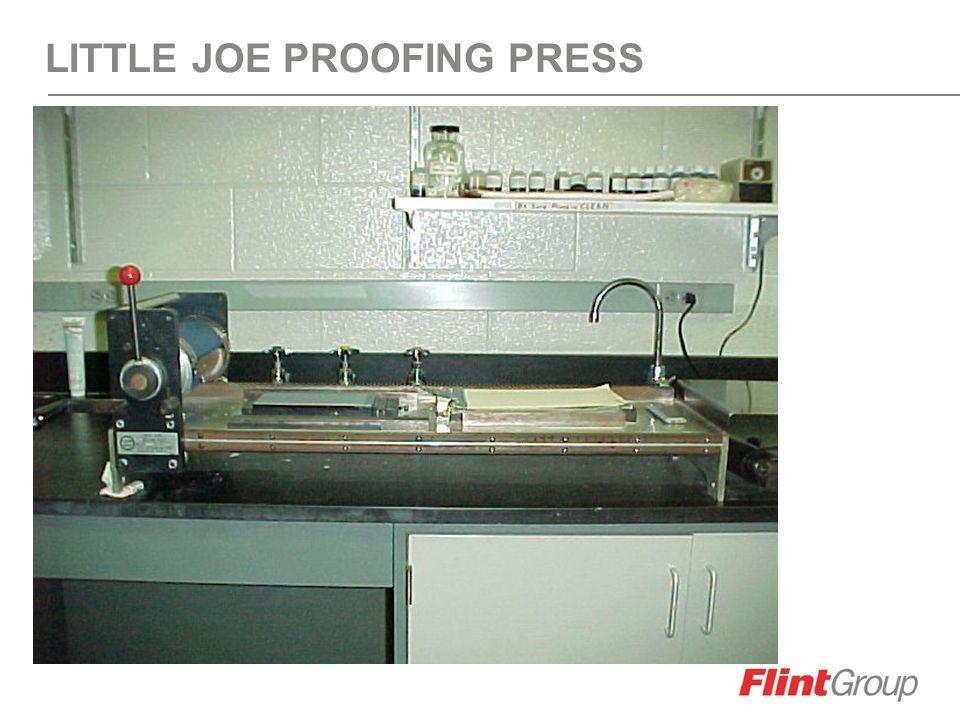 LITTLE JOE PROOFING PRESS