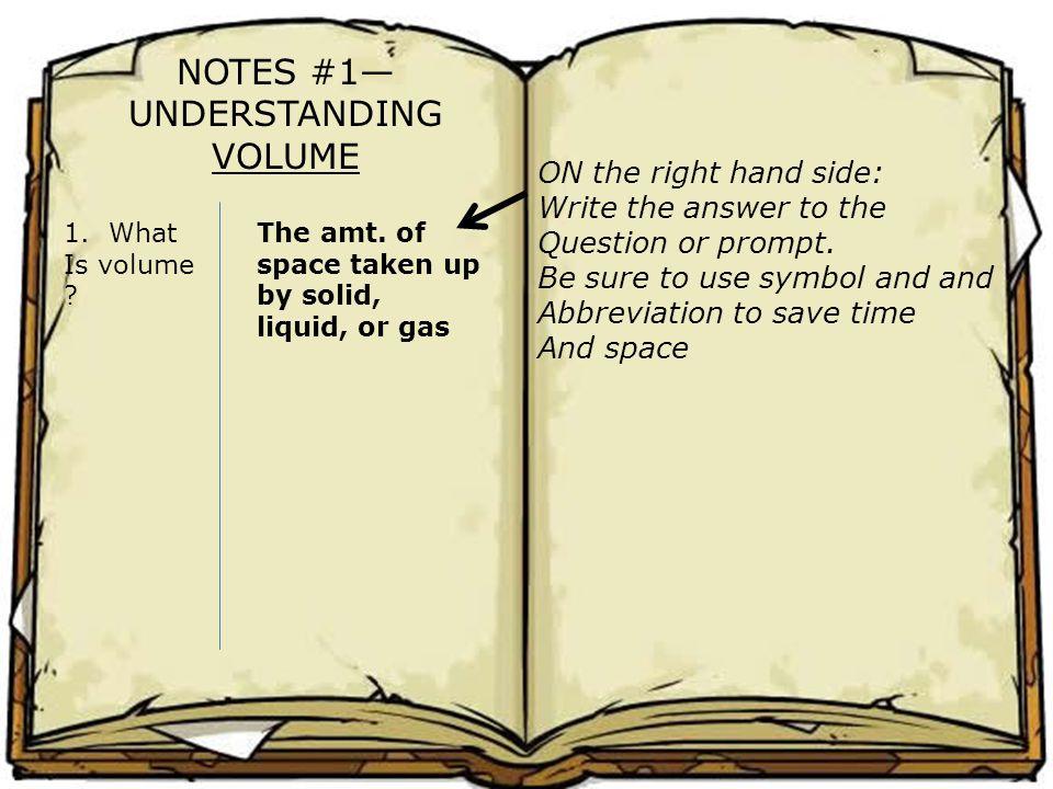2.How do you measure the volume of a liquid.