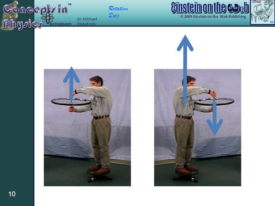 Rotation Quiz 10