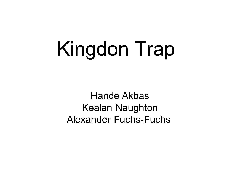 Kingdon Trap Hande Akbas Kealan Naughton Alexander Fuchs-Fuchs