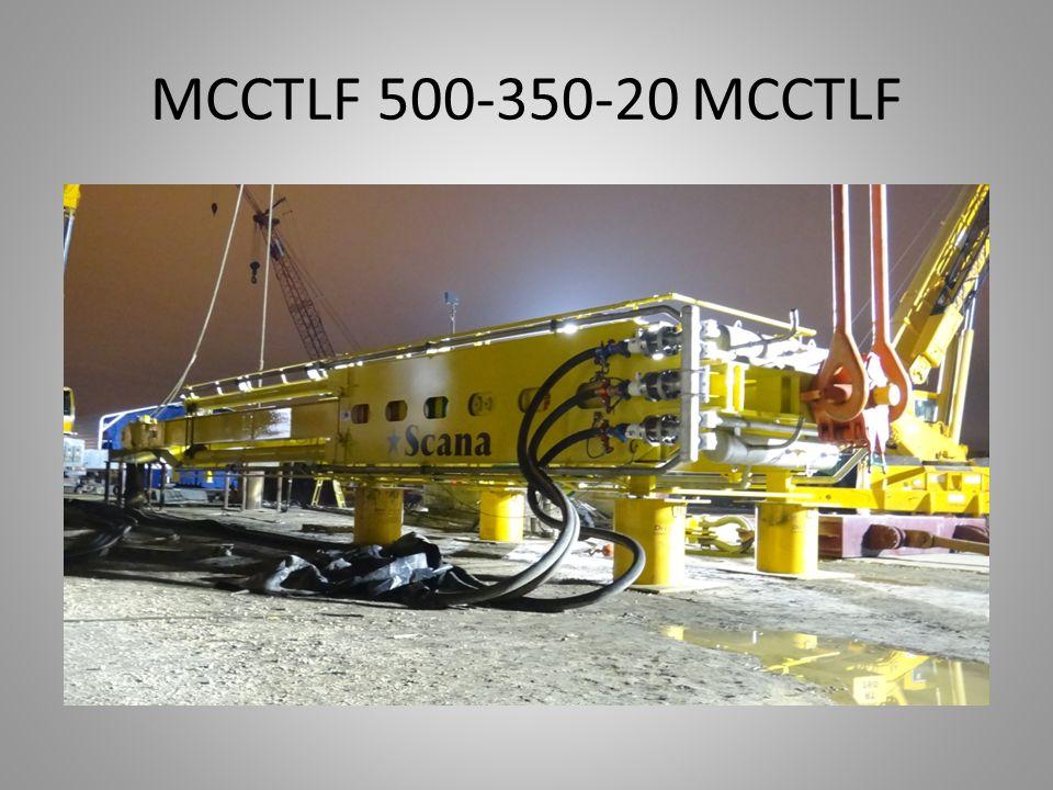 MCCTLF 500-350-20 MCCTLF