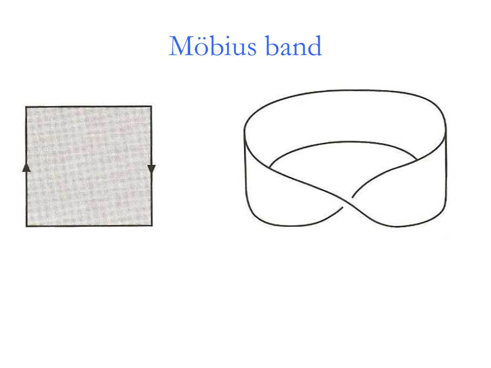Möbius band
