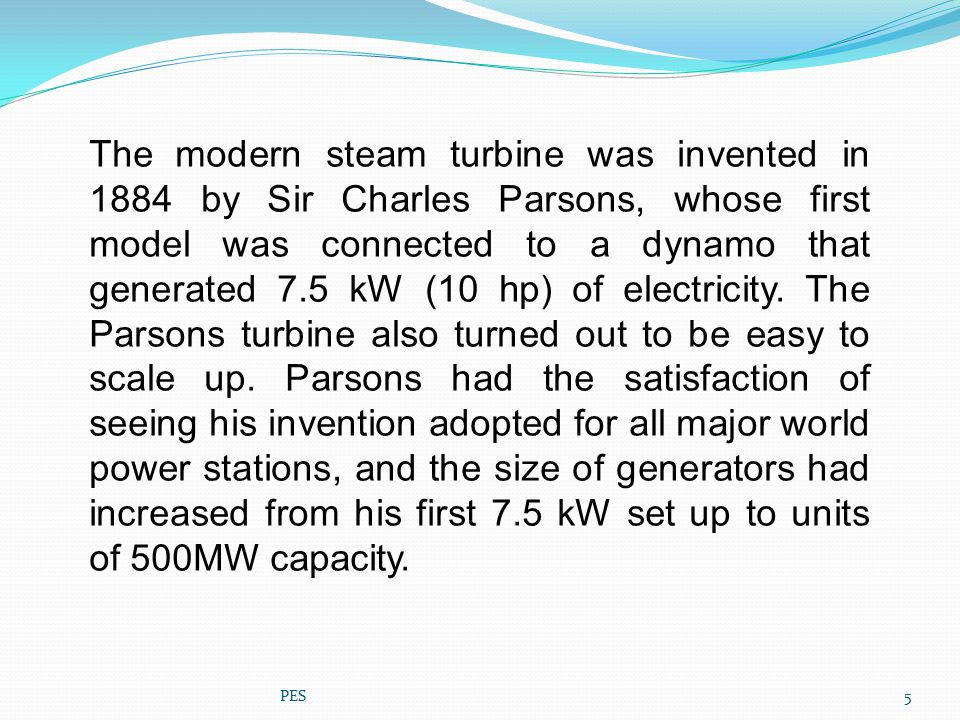 The interior of a turbine comprises several sets of blades, or buckets as they are more commonly referred to.