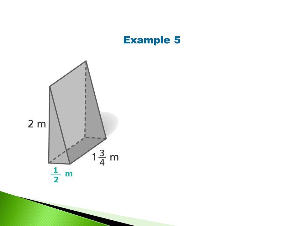 Example 5 2 1 m