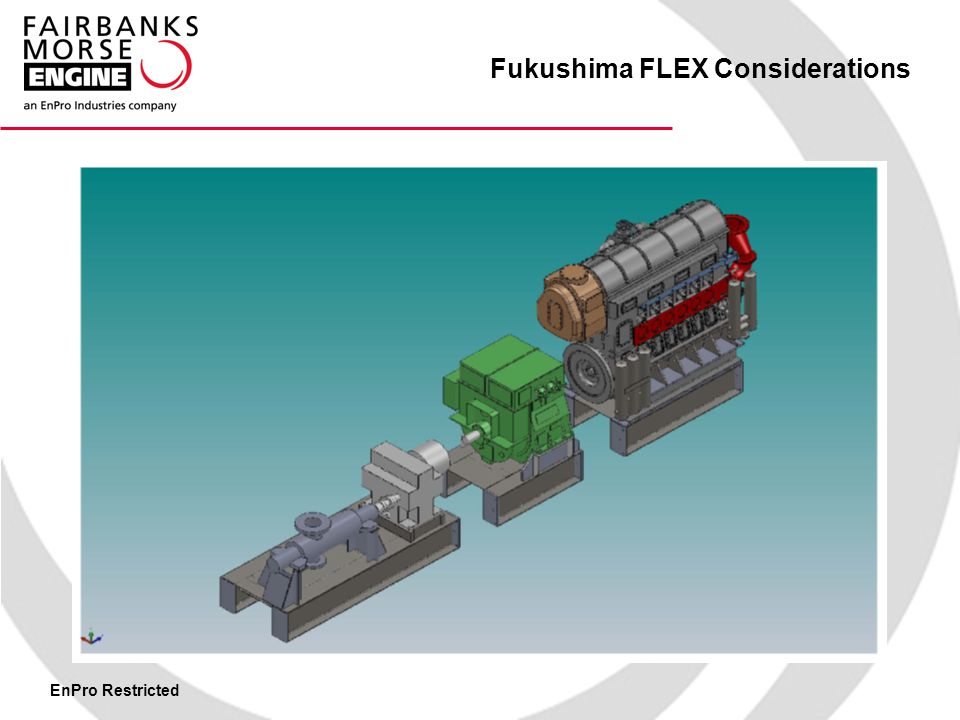 EnPro Restricted Fukushima FLEX Considerations