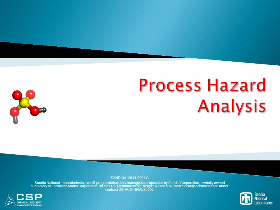 Overview of Presentation  Resources  Acronyms  Basic risk concepts  Process Hazard Analysis (PHA) defined  Experience-based versus predictive approaches  Experience-based—Checklist  Predictive Qualitative methods (What-If, HAZOP)  Team meeting logistics  Documenting PHAs  Implementing PHA findings and recommendations