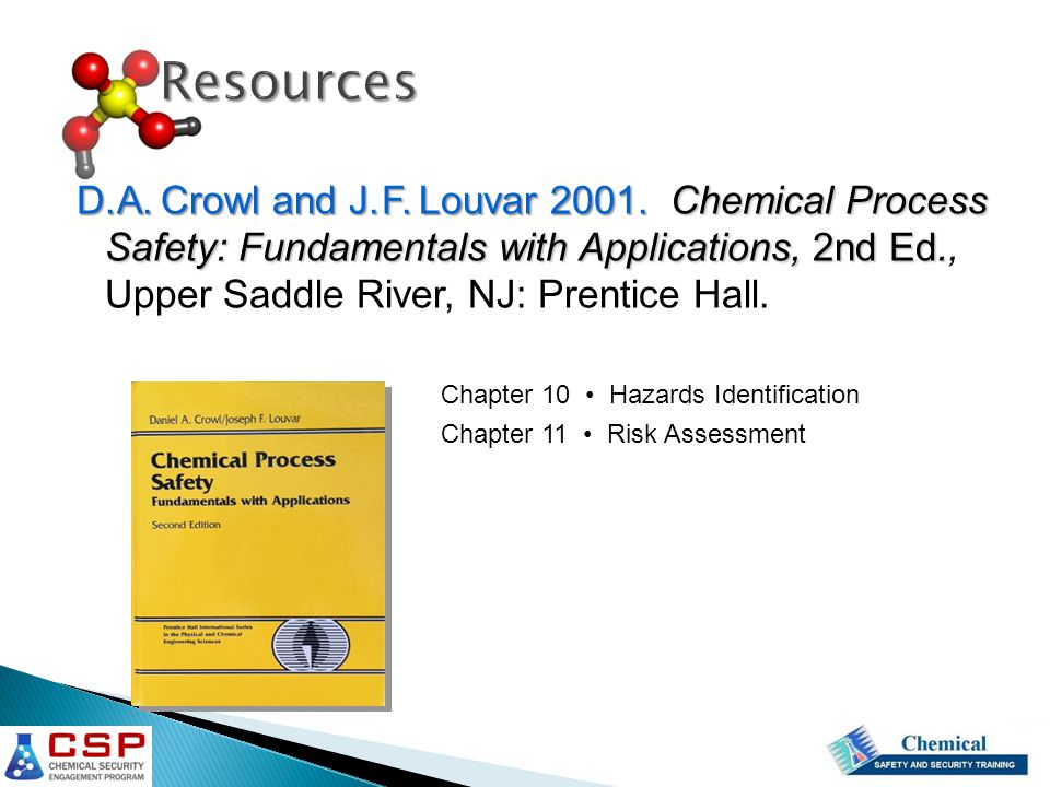 CCPS 2007a.Guidelines for Risk Based Process Safety CCPS 2007a.