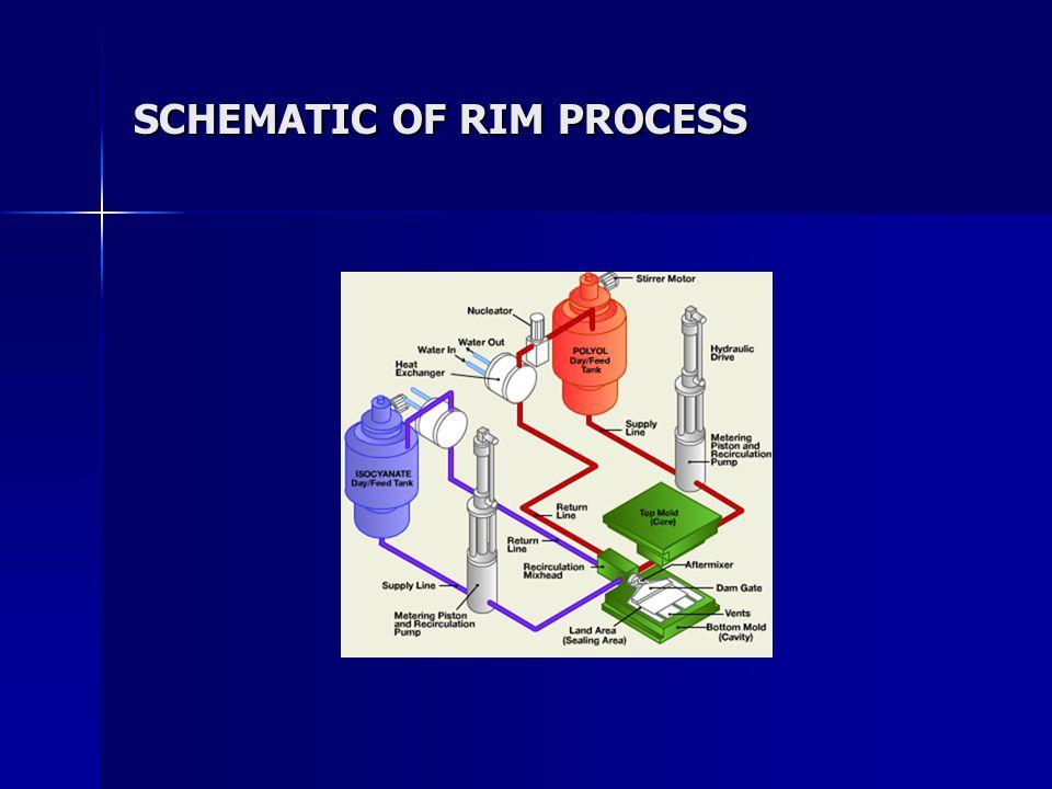 SCHEMATIC OF RIM PROCESS