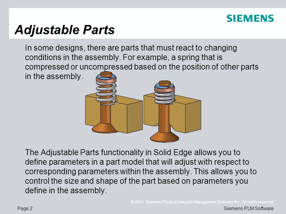 Page 13 © 2011.Siemens Product Lifecycle Management Software Inc.