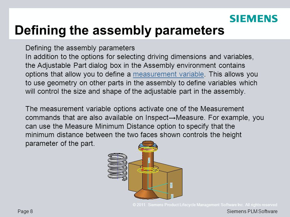 Page 9 © 2011.Siemens Product Lifecycle Management Software Inc.