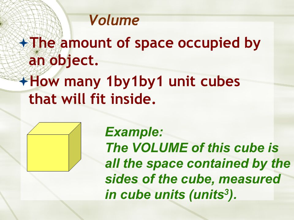 Total Surface Area a totaling of the surface areas  Draw each surface Find each area and add them up: Label the sides 12 ?.
