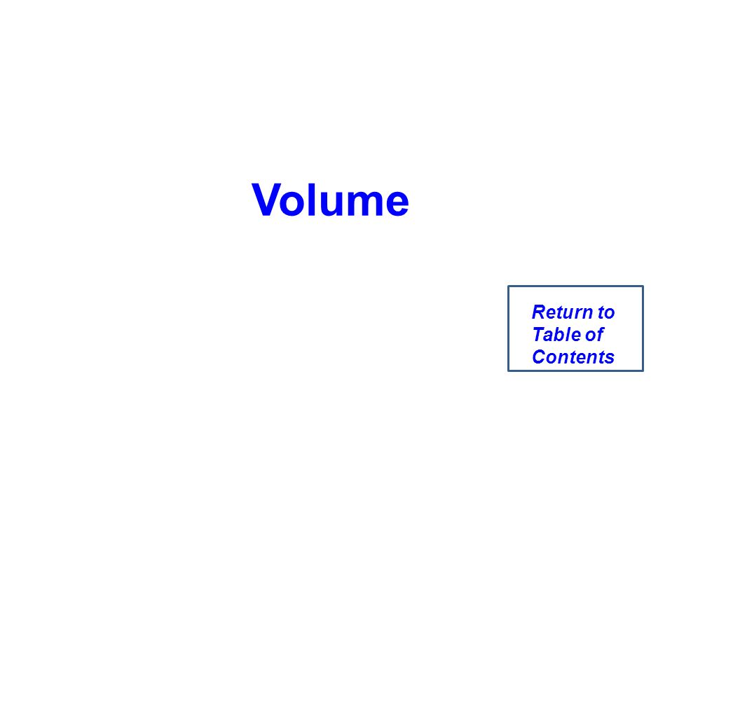 Volume Return to Table of Contents