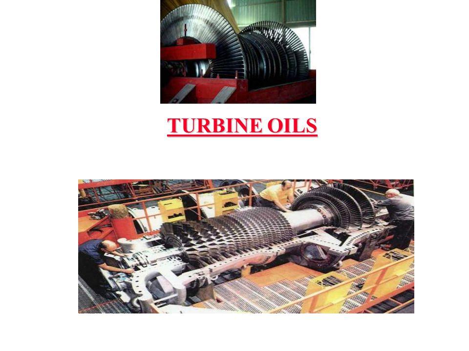 TURBINE OILS