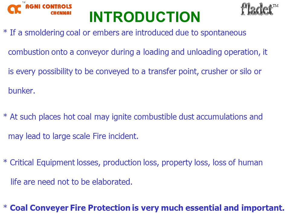 COAL CONVEYOR PROTECTION