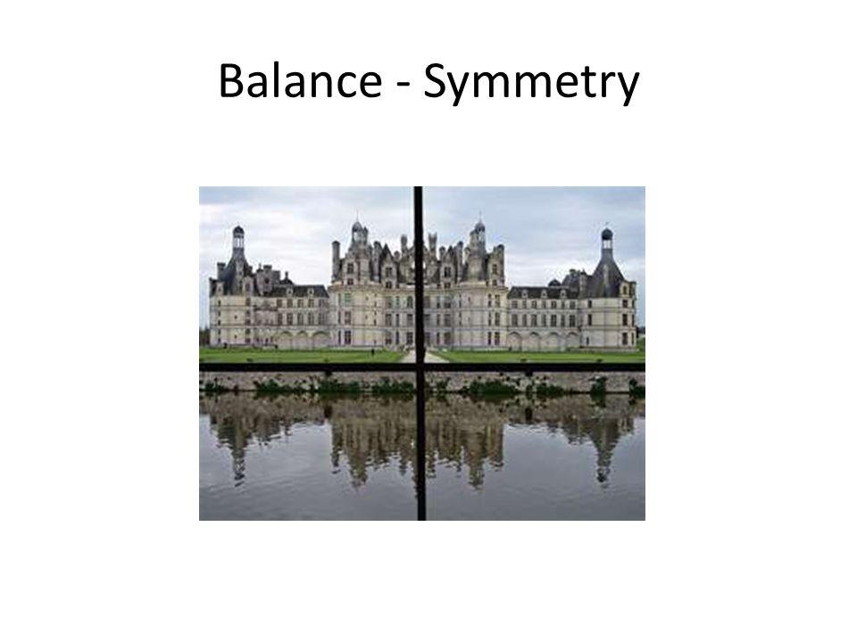 Balance - Symmetry