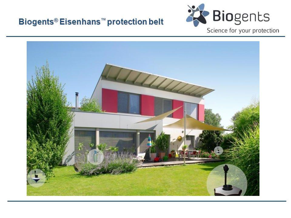Biogents ® Eisenhans ™ protection belt