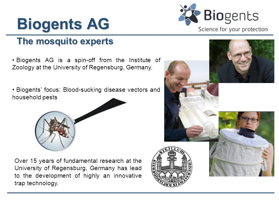 Over 15 years of fundamental research at the University of Regensburg, Germany has lead to the development of highly an innovative trap technology.
