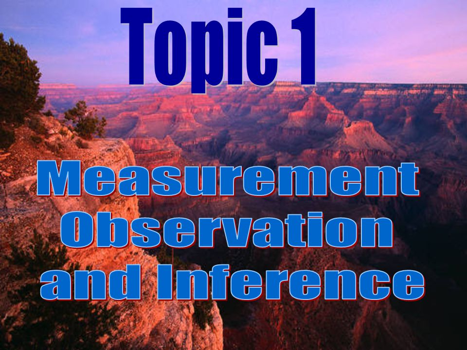 1.Metric System: Based on the power of Ten. a. Prefixes i.