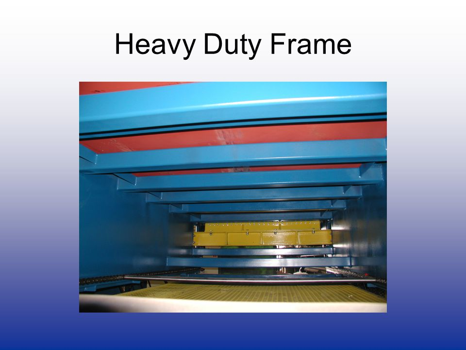 Heavy Duty Frame
