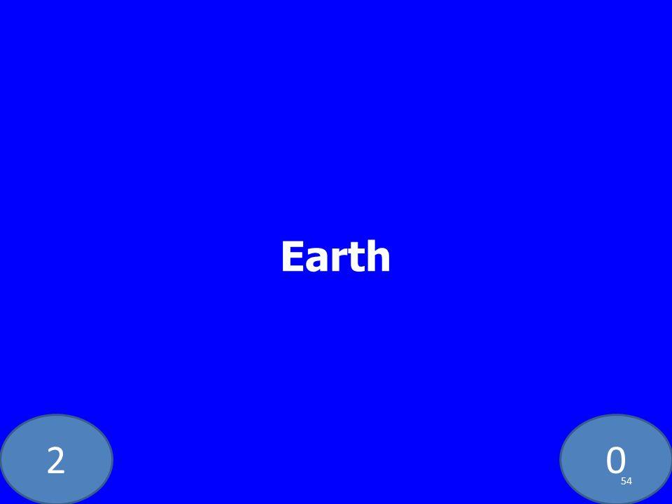 20 Earth 54