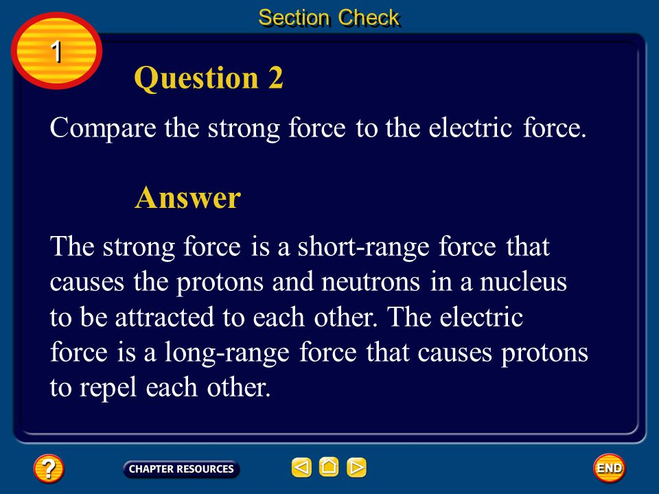 Section Check The answer is A.