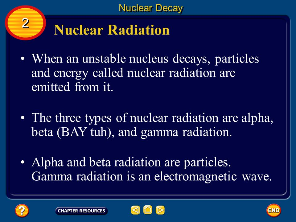 Section Check What is radioactivity.