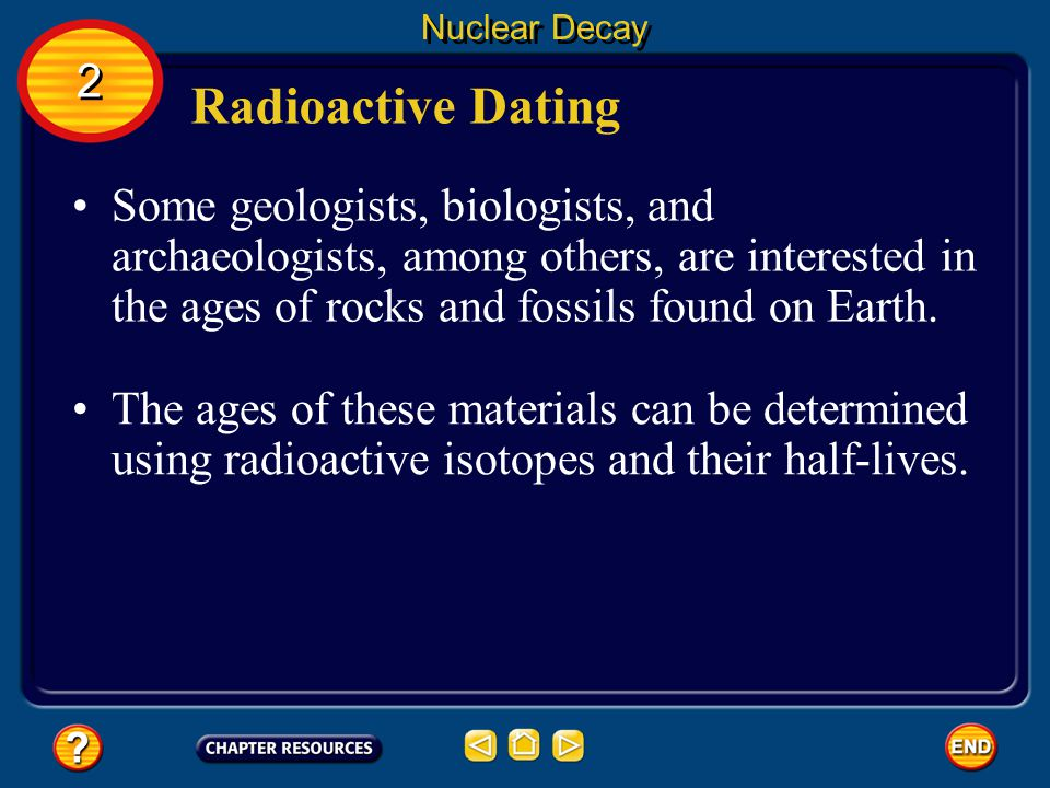 Radioactive Half-Life Nuclear Decay Half-lives vary widely among the radioactive isotopes.