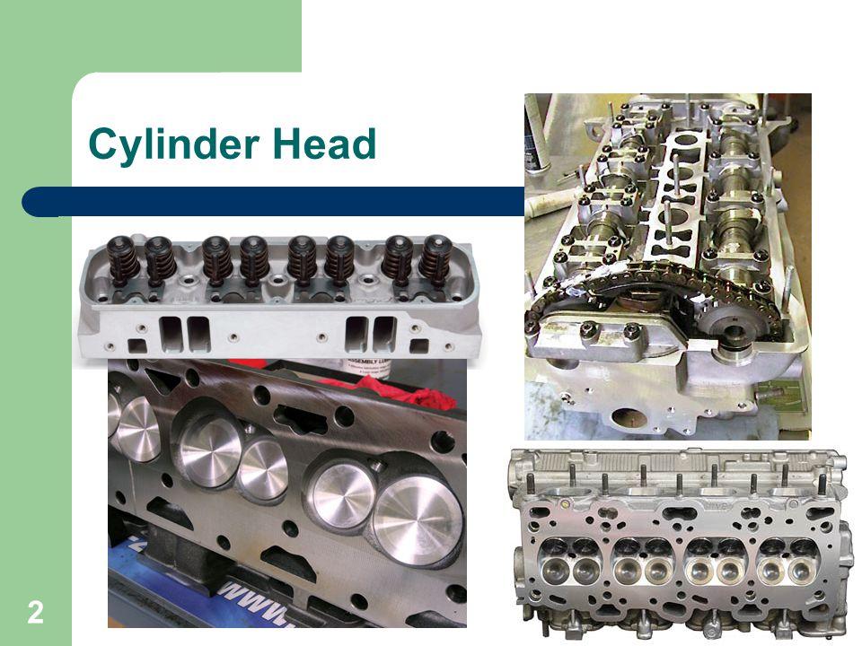 2 Cylinder Head