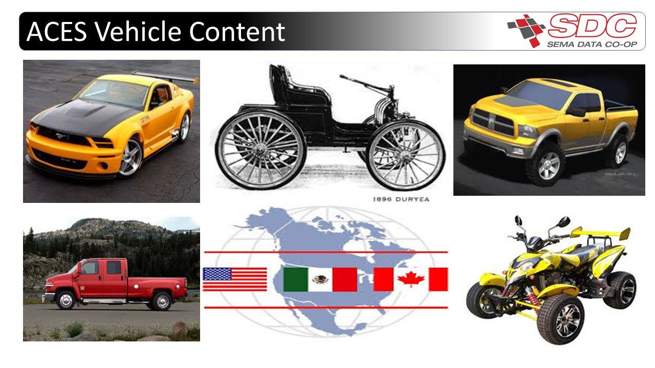 ACES Vehicle Content