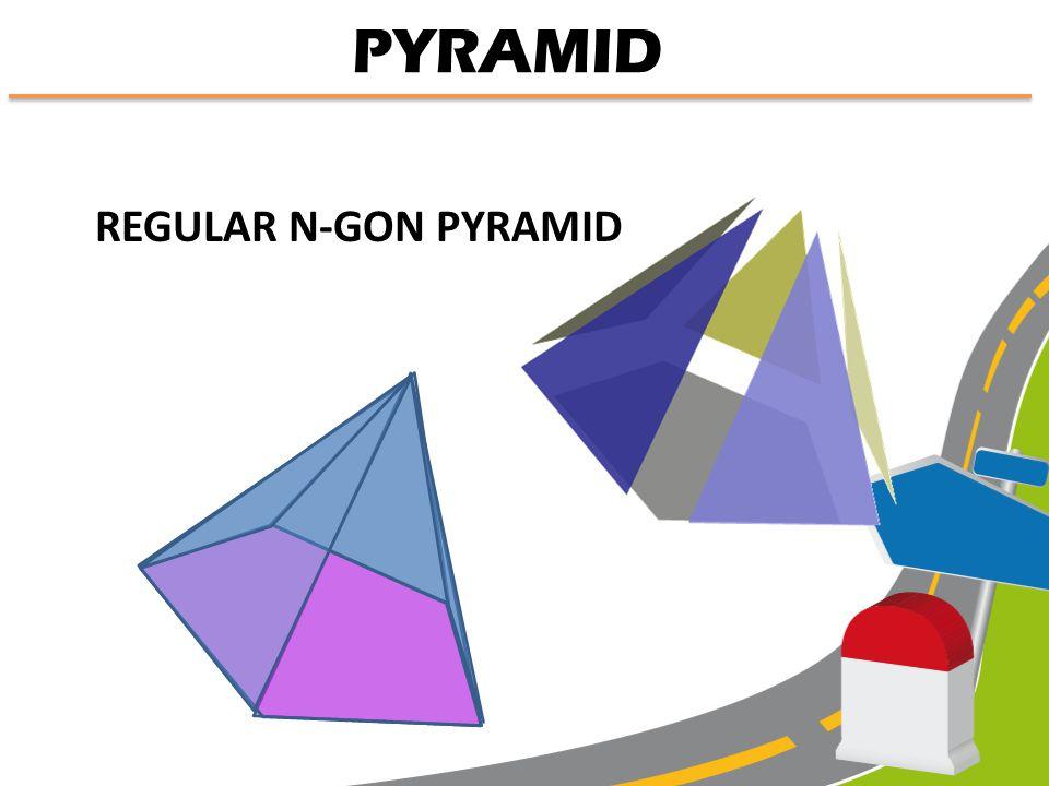 PYRAMID SQUARE PYRAMID