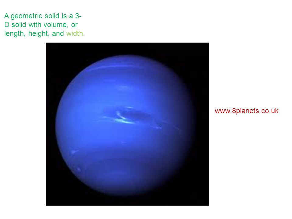 A sphere is a 3-D figure that is perfectly round. www.clker.com