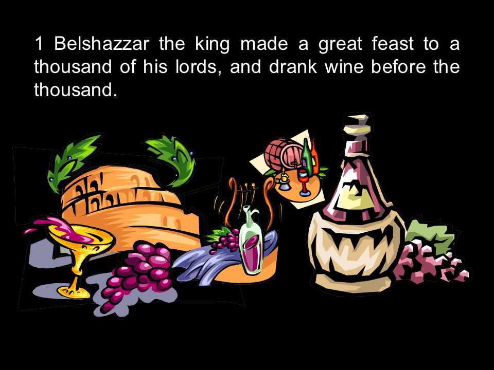 Now Daniel had not been Belshazzar's right hand man as he had been for Nebuchadnezzar.