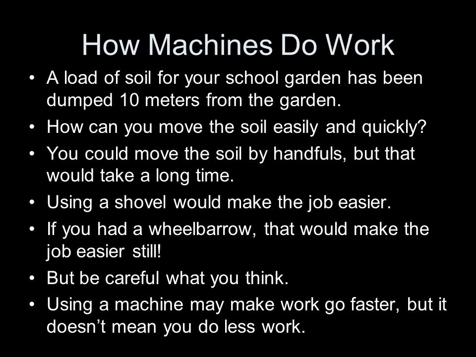 When do you use this kind of machine.Think about taking a shot with a hockey stick.