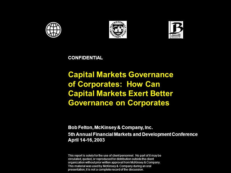 LAN030414ZXI865-2351-ZXI Capital Markets Governance of Corporates: How Can Capital Markets Exert Better Governance on Corporates 5th Annual Financial