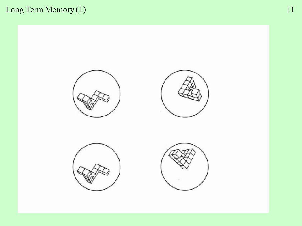 Long Term Memory (1) 11